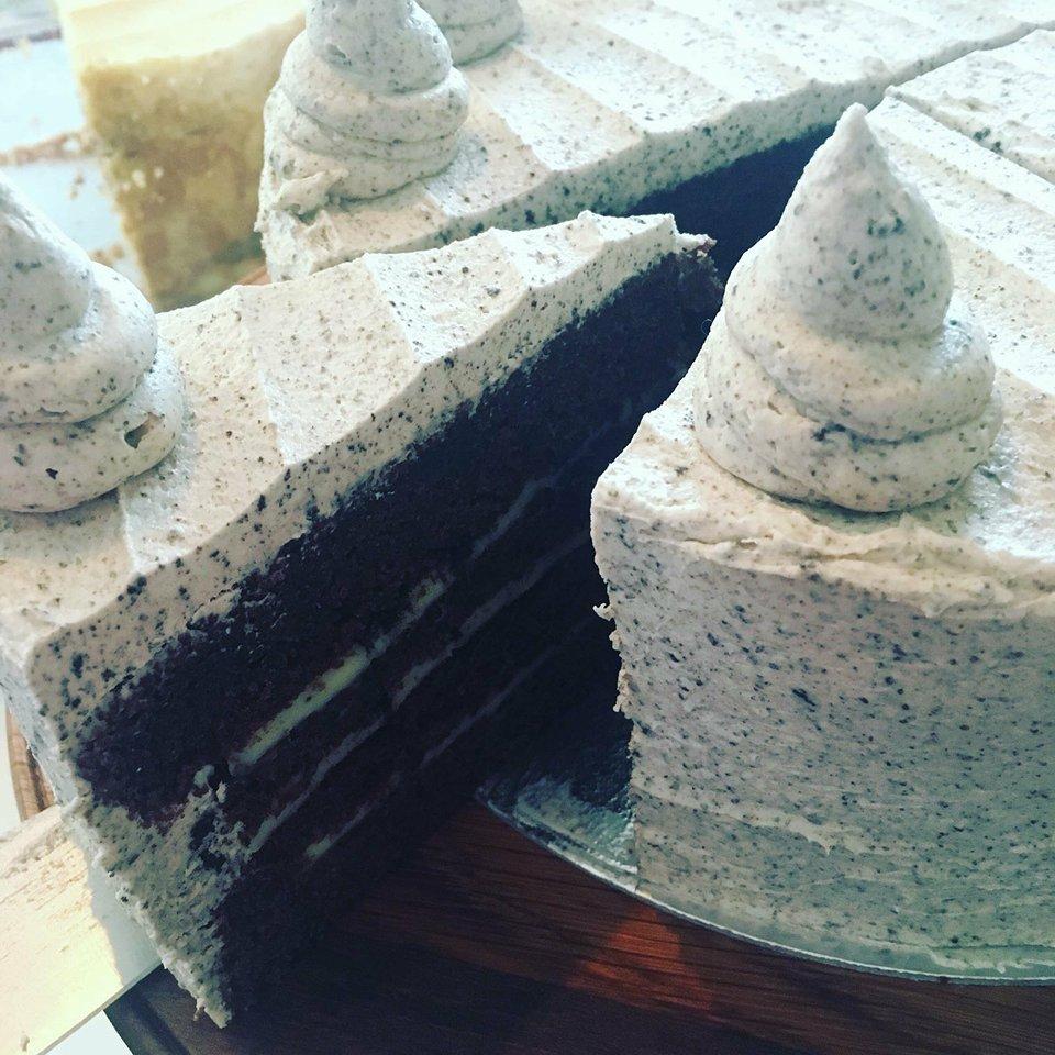 oreo party cake