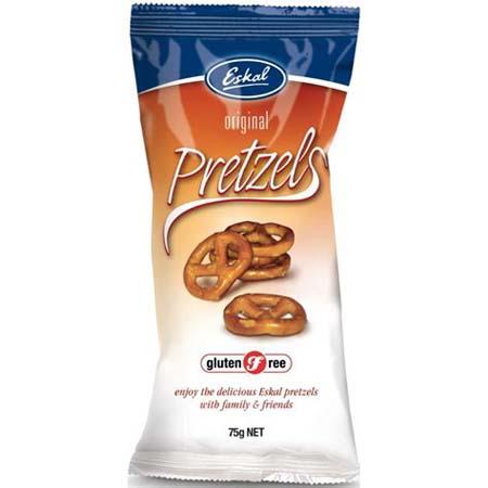 knot pretzels