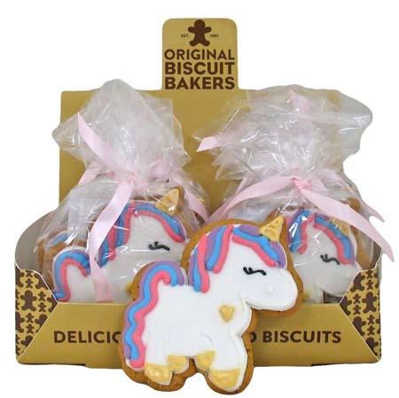 gingerbread unicorns