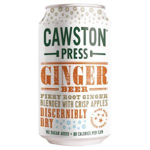 ginger beer can