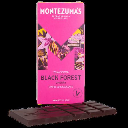 montezuma black forest gateaux