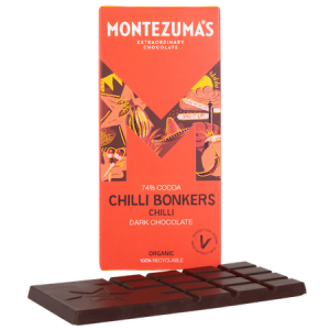 montezuma chilli dark chocolate